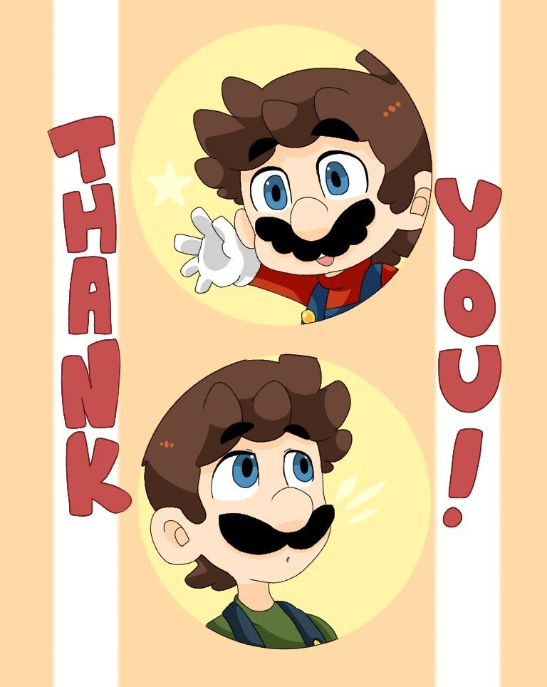 Thank You So Much For Playing My Game By Dangomario Mario And