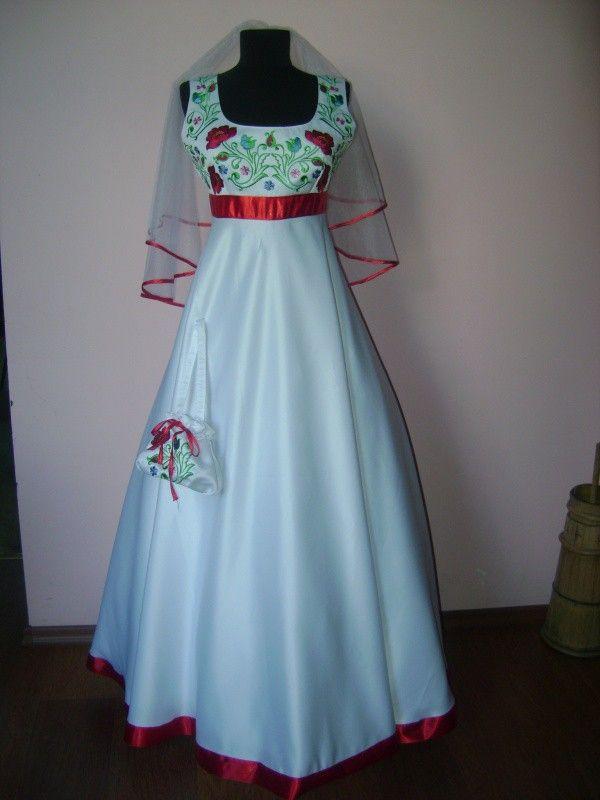 Альбом  Весільні вишиті сукні - Творча Майстерня