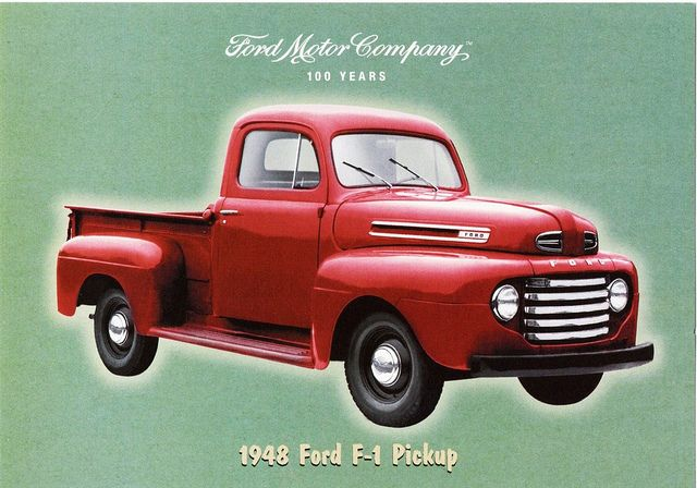 1948 Ford F-1 Pickup | by aldenjewell