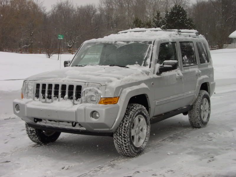 2in Lift And 245 70 17 Tires Jeep Commander Jeep Xj Jeep Cars