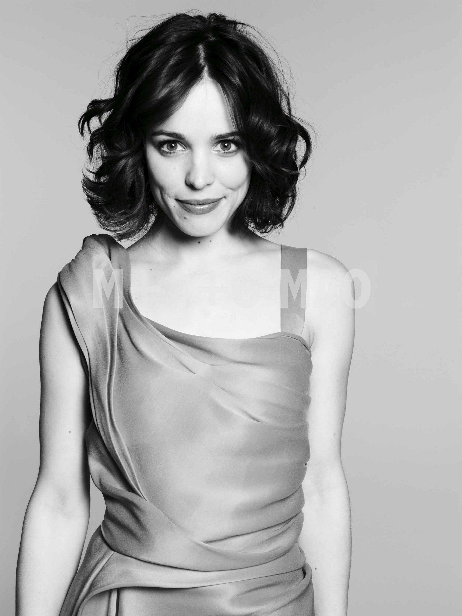 Rachel McAdams - Marie Claire Photoshoot