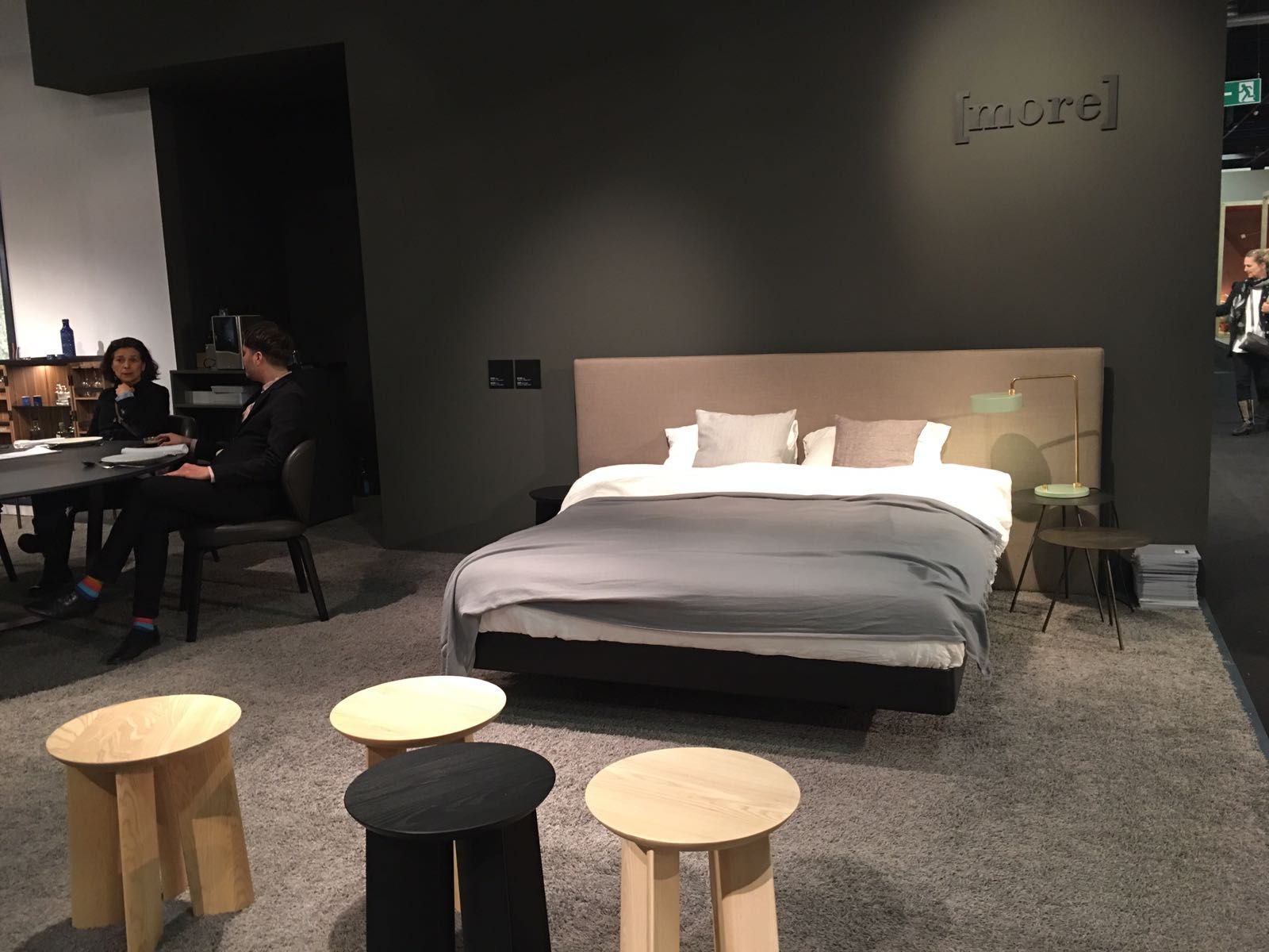 more] möbel bedroom furniture at imm cologne 2018 #furniture