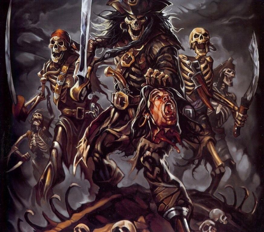 Eagle Skull By Abrar Ajmal: Fantasy Art Now Pirates By Abrar Ajmal
