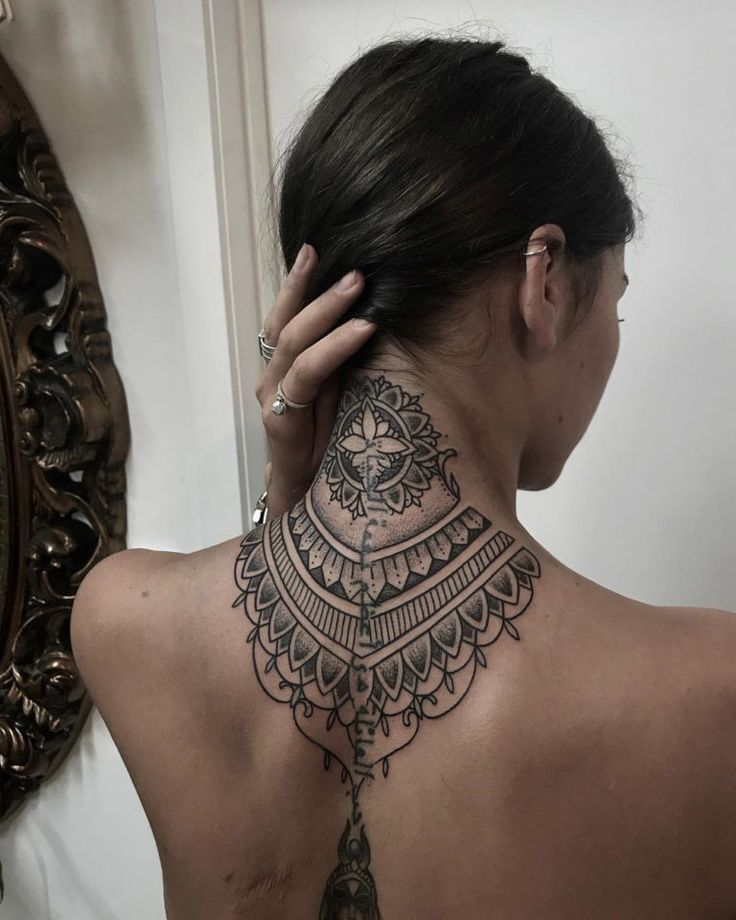 Polynesian Tattoos Neck Sleeve Tattoos In 2020 Neck Tattoo Girl Neck Tattoos Polynesian Tattoos Women