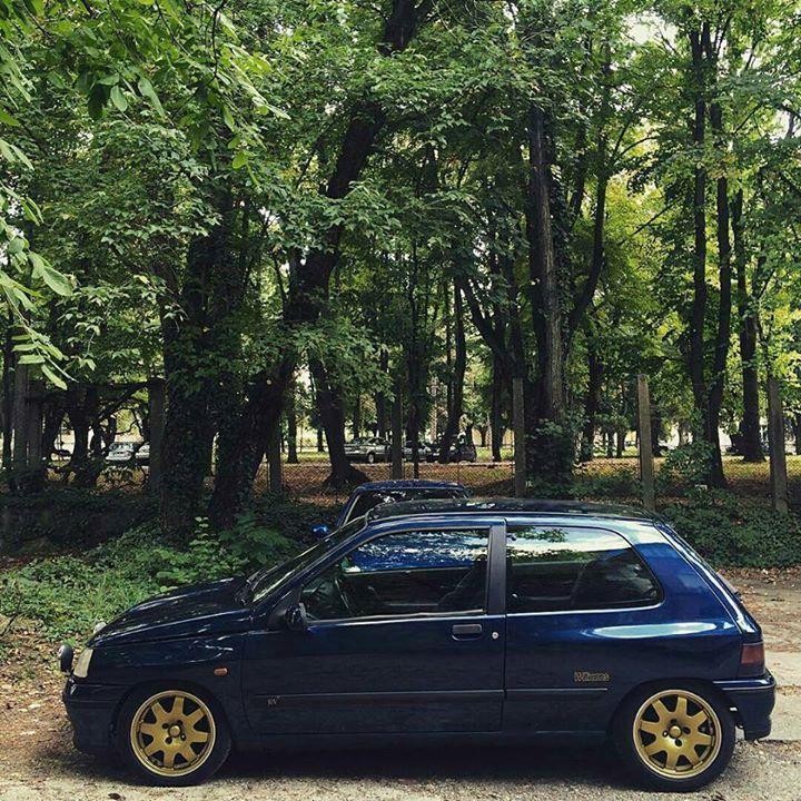 Renault Clio Williams: #Renault Clio Williams - Http://ift.tt/1HQJd81