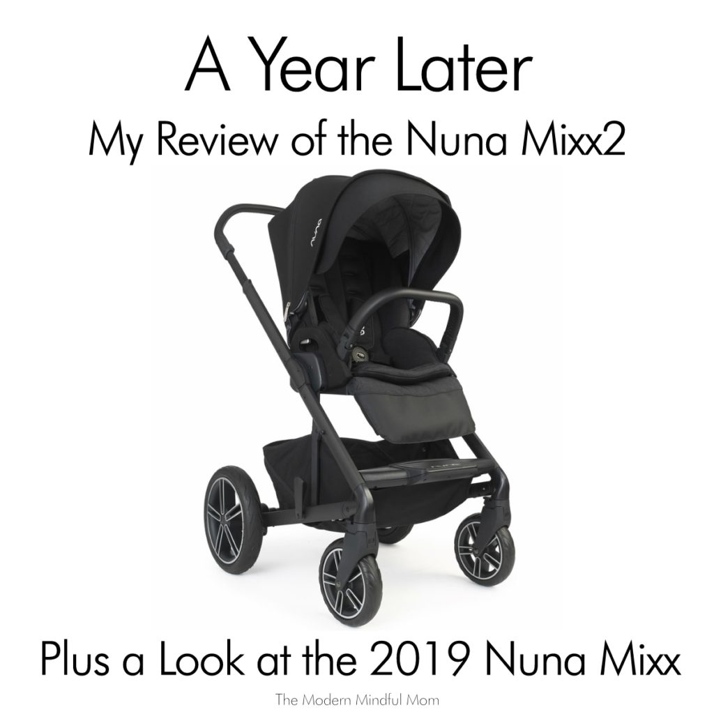 After using the Nuna Mixx2 for over a year, here is my