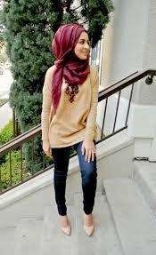 Resultado de imagen de hijab fashion 2015
