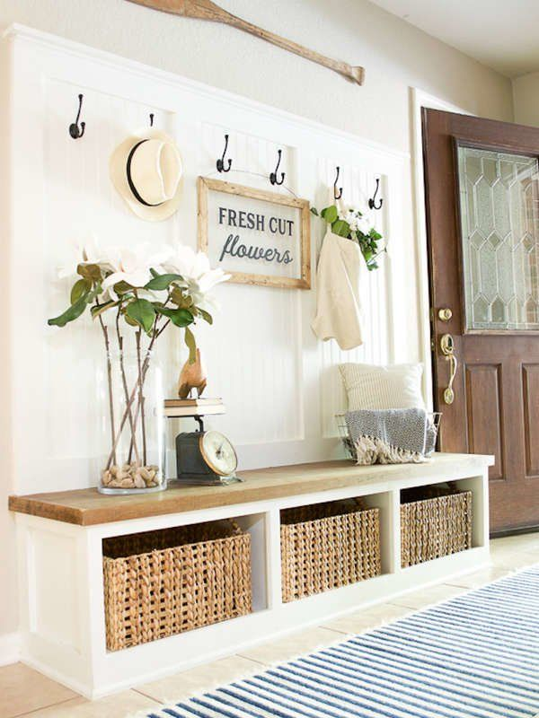 15 Inspirational Ideas for a Better Foyer