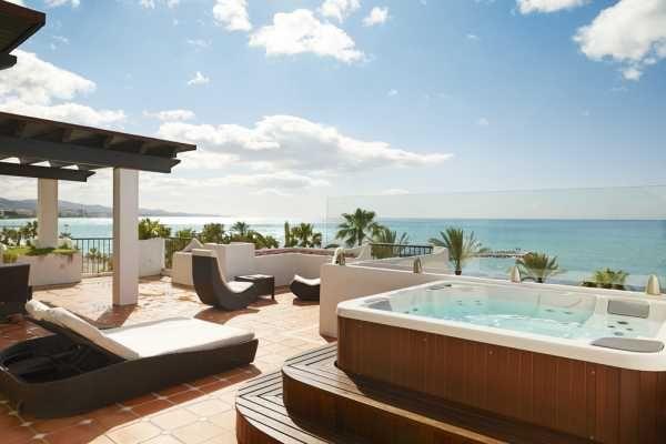 Los mejores hoteles con spa de lujo en m laga hoteles rom nticos con vistas al mar y a la - Spas en malaga ...