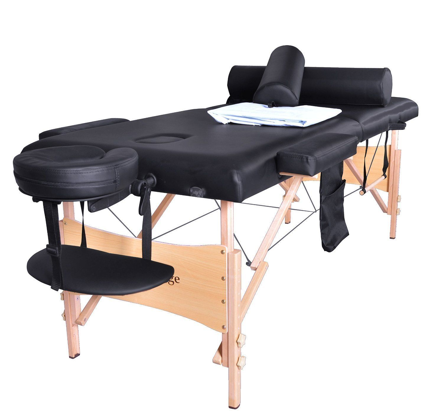 Massage Tables and Chairs New 73 3Fold Portable Aluminum Massage