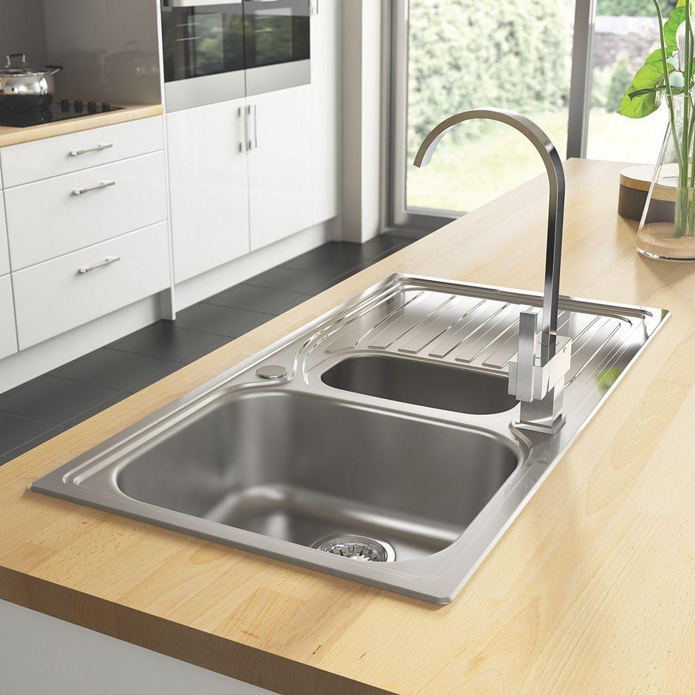 Kitchen Sinks Our Pick Of The Best Best Kitchen Sinks Sink