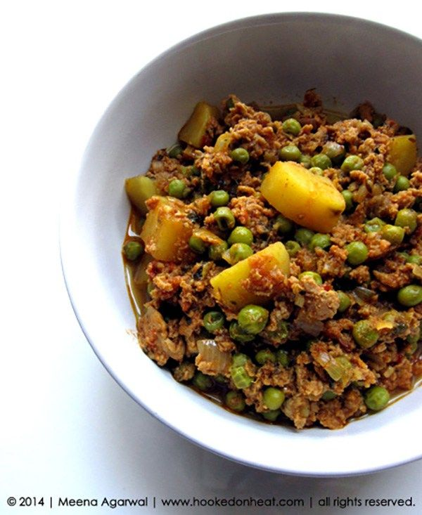 Recipe for keema alu matar taken from hookedonheat visit recipe for keema alu matar taken from hookedonheat visit site for detailed recipe indian recipes pinterest recipes and food forumfinder Images