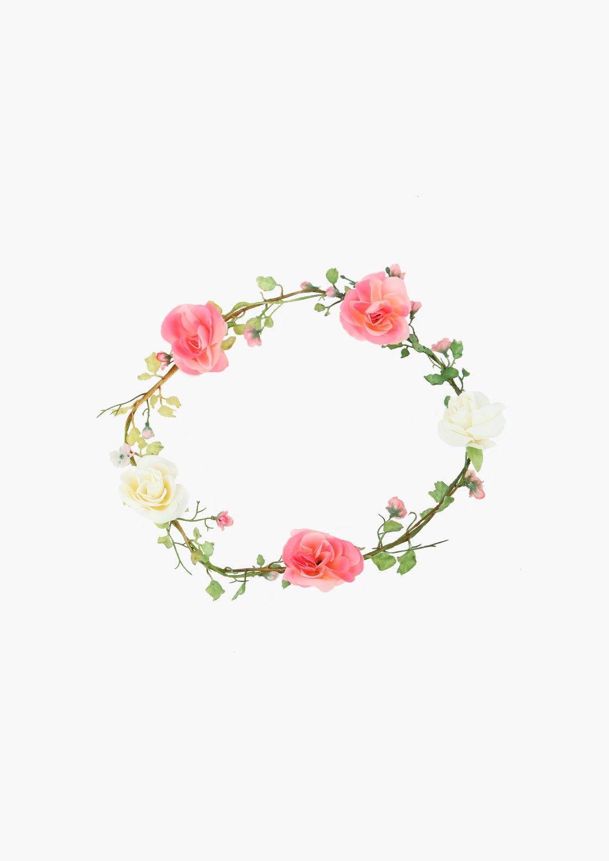 Rose Garden Head Piece My Style Pinterest Head Piece Rose And