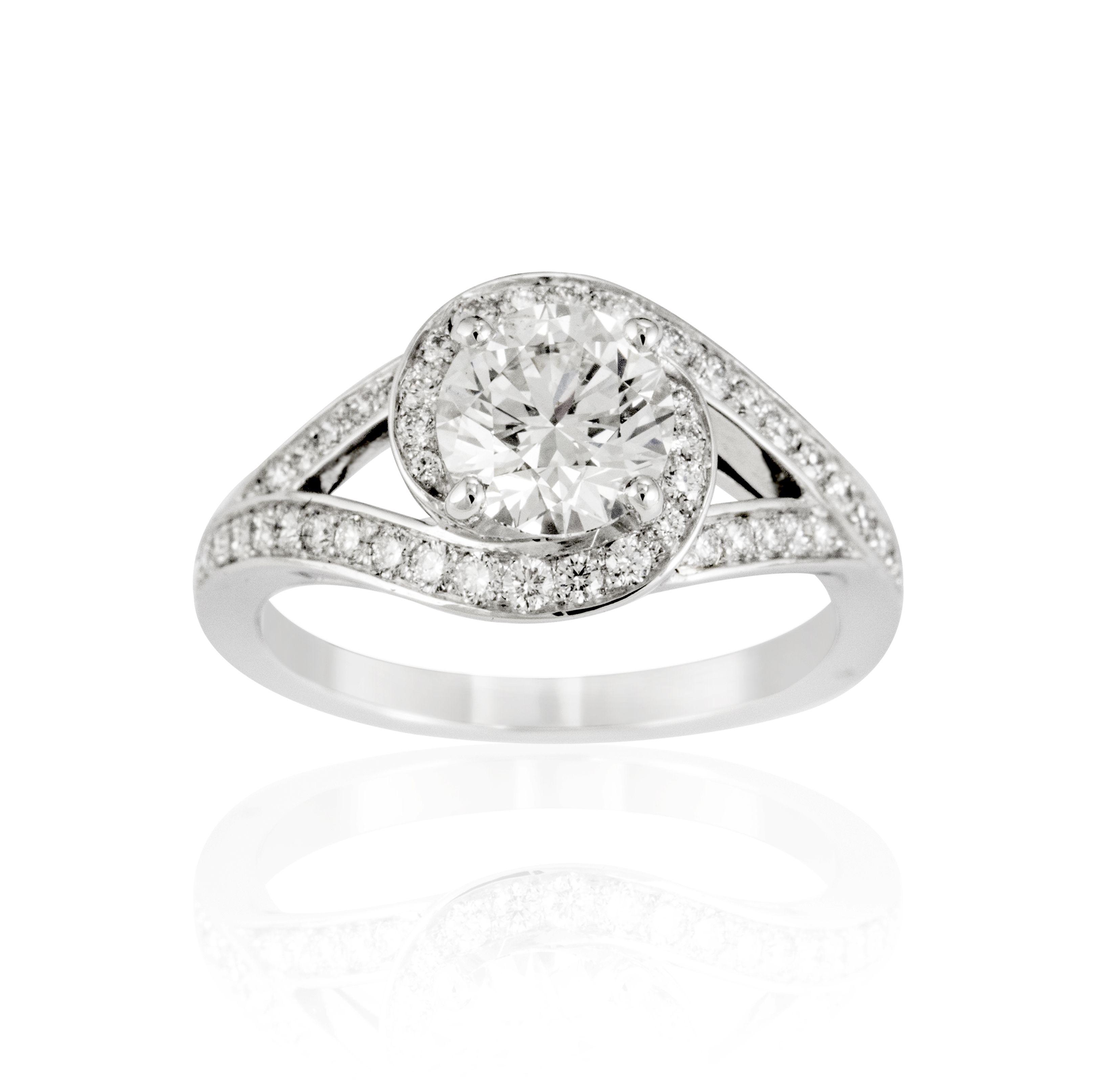 bague diamant promotion