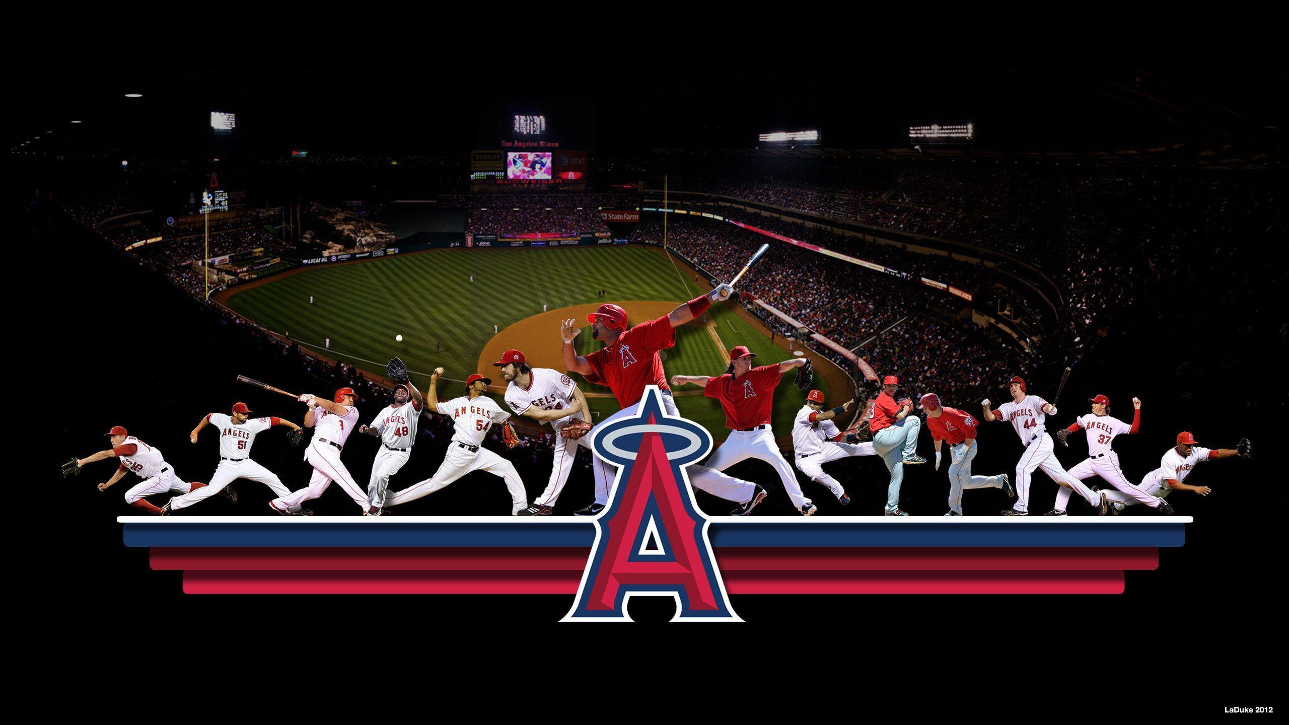 F2ldfak Jpg 2560 1440 Baseball Wallpaper Angels Baseball Los Angeles Angels