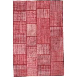 Photo of Patchwork Teppich 198×298 Moderner Teppich
