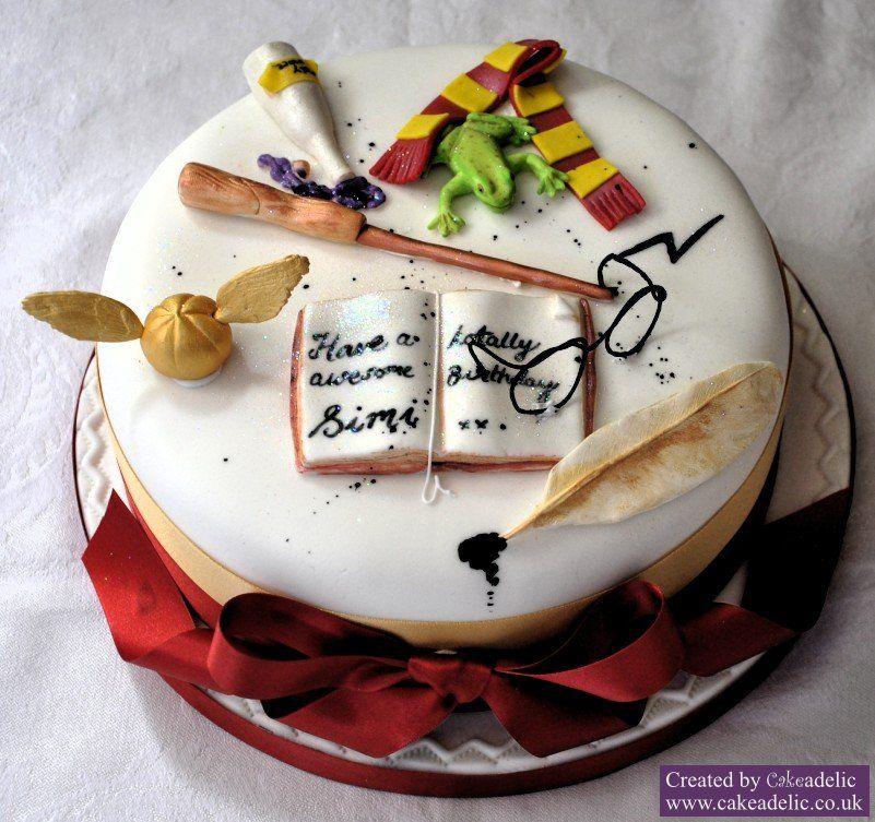 Harry Potter Cake Idea