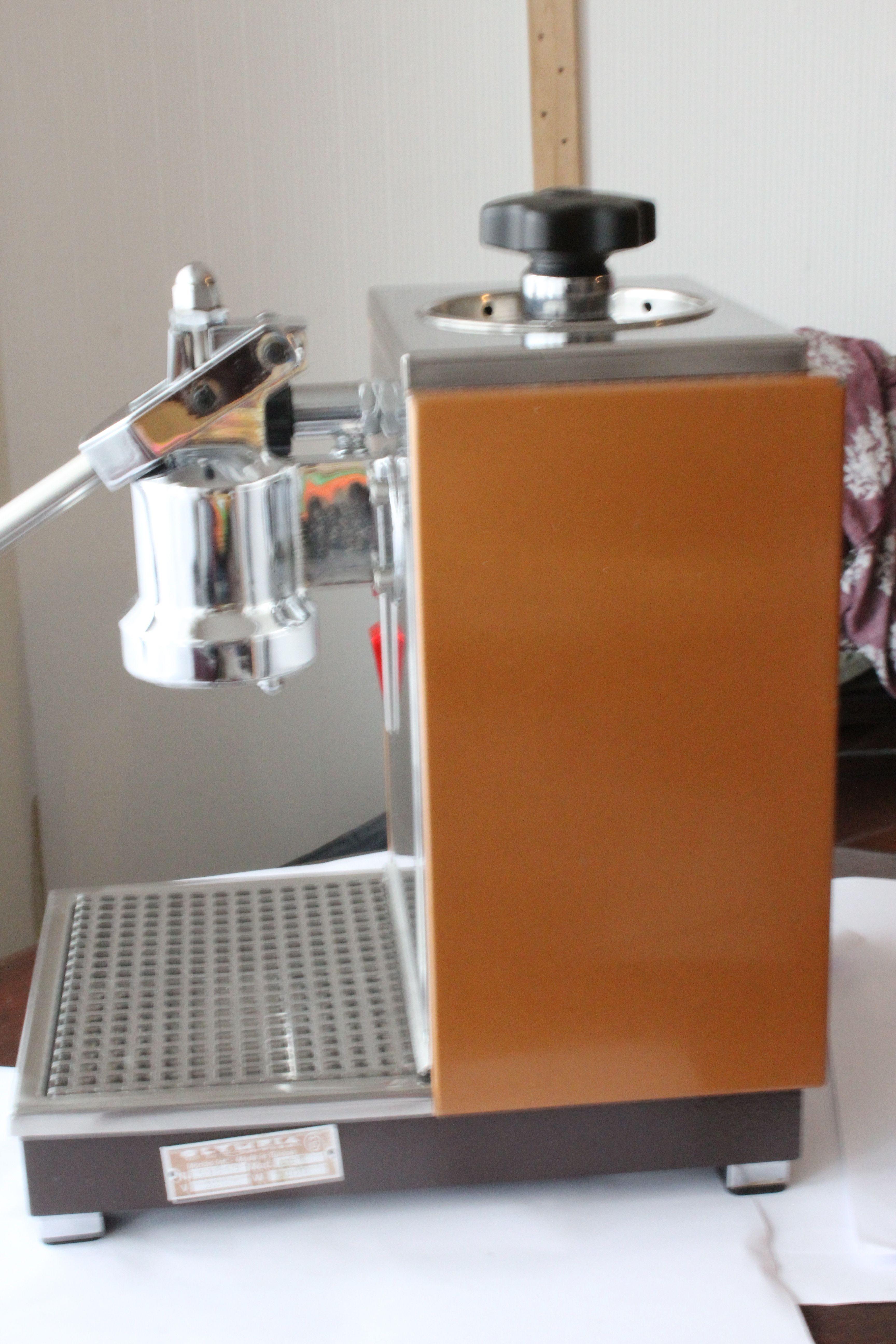 Vintage Espressomachine Olympia Cremina   Espresso Coffee Machines ...