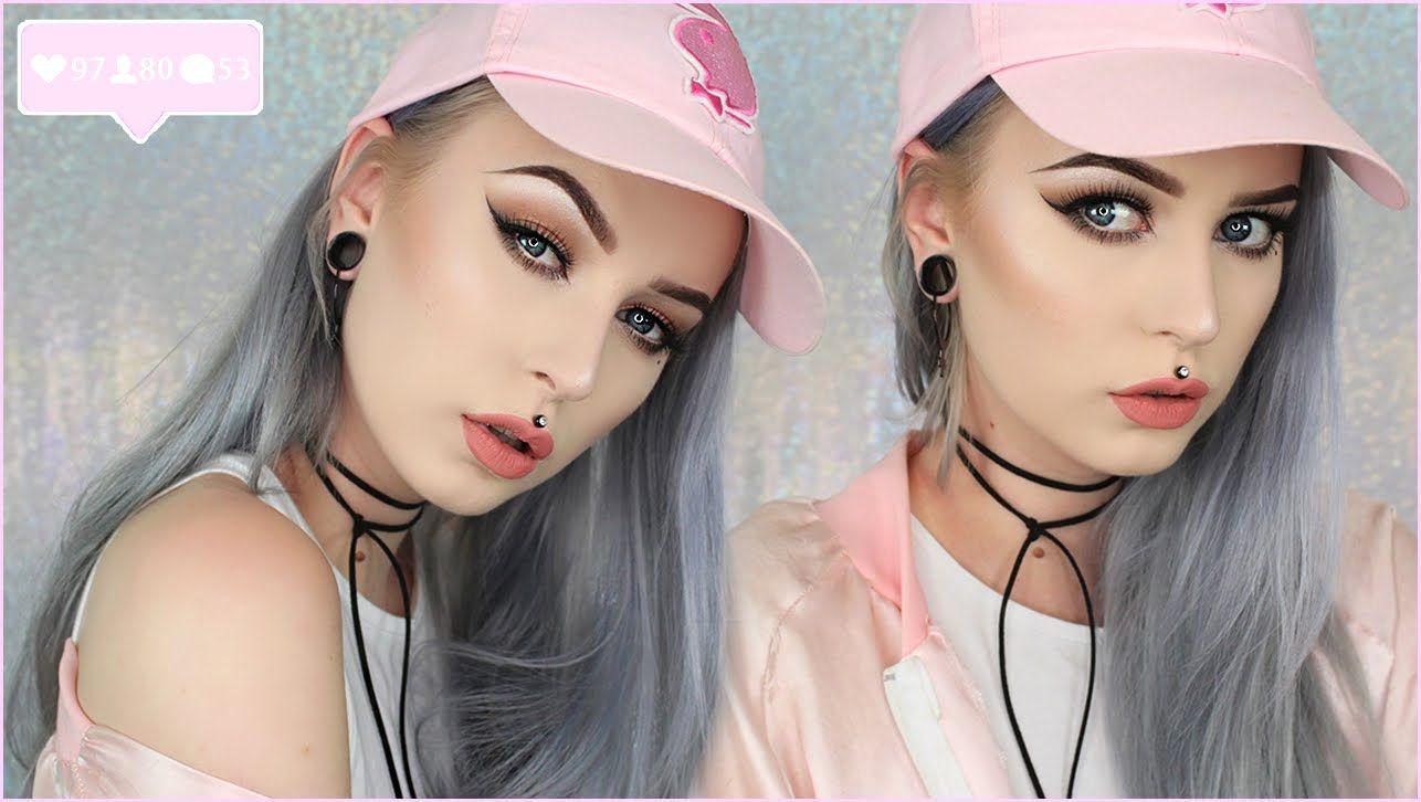 Instagram Baddie Makeup Tutorial | Evelina Forsell
