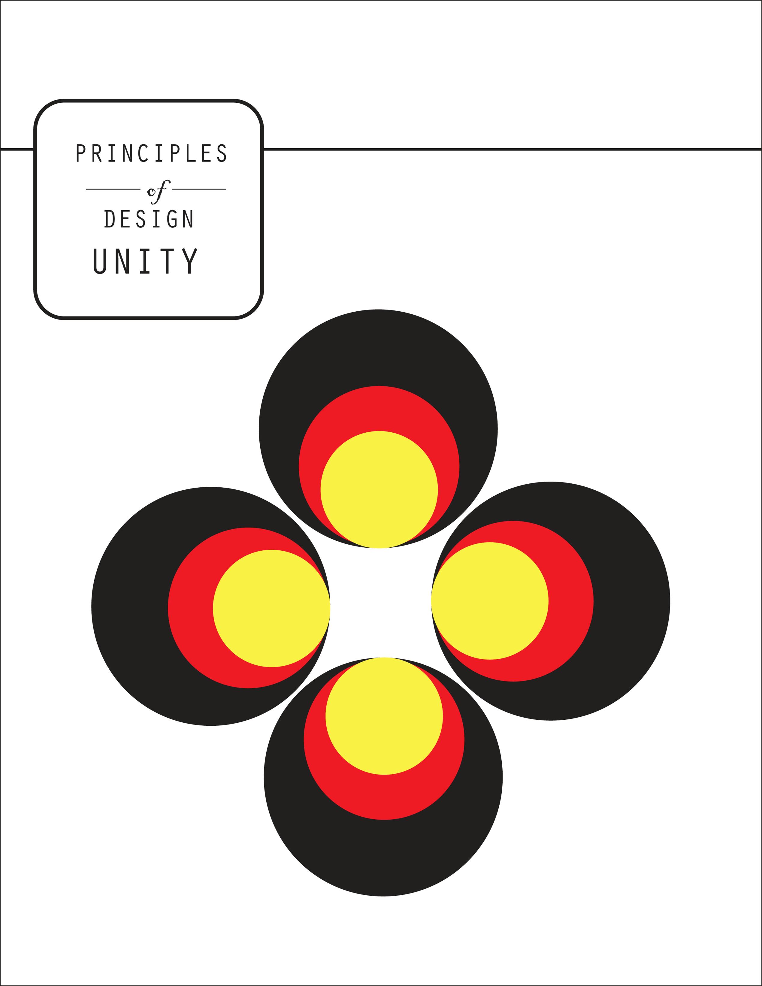 Principle of Design Unity