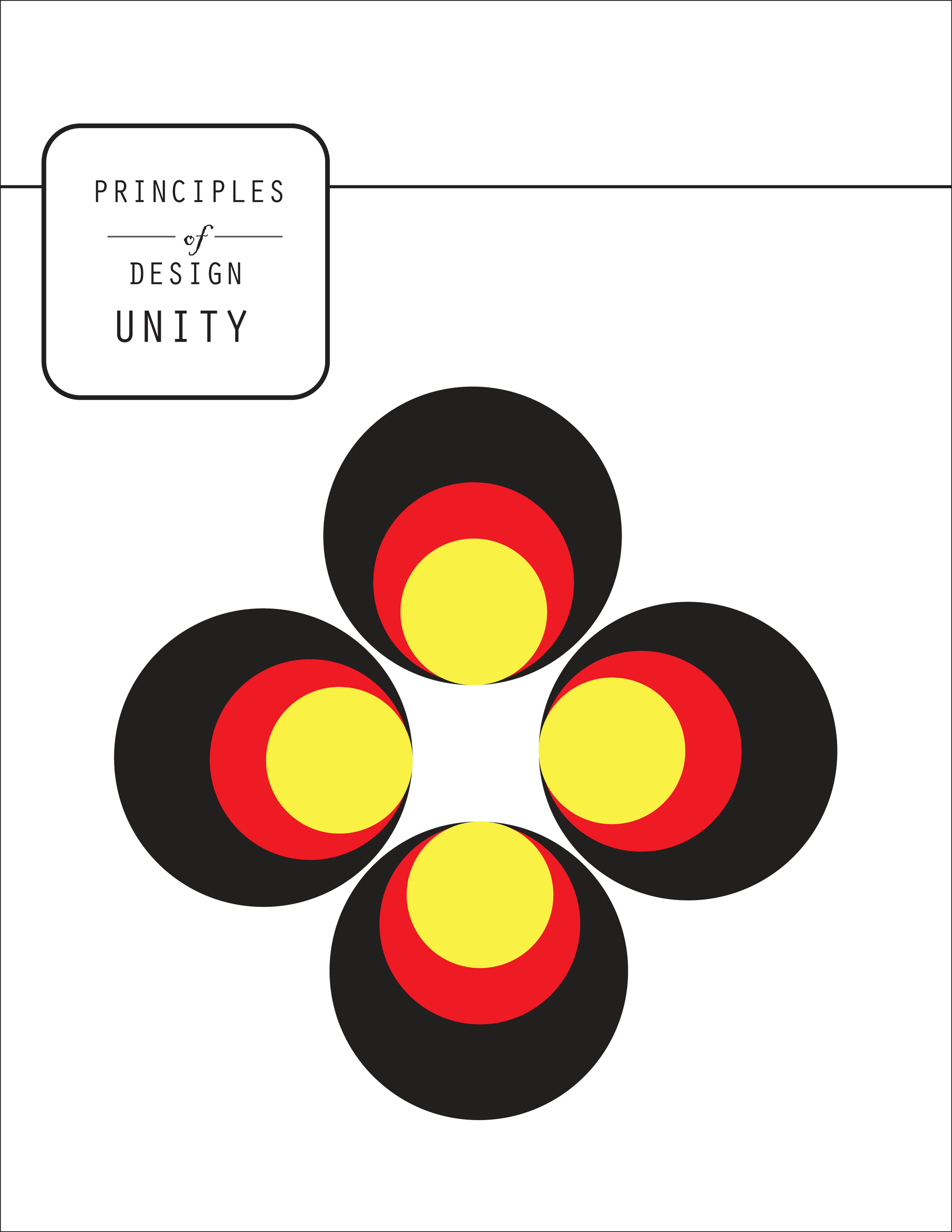 Principle of Design Unity | Principles of Design in 2019 ...