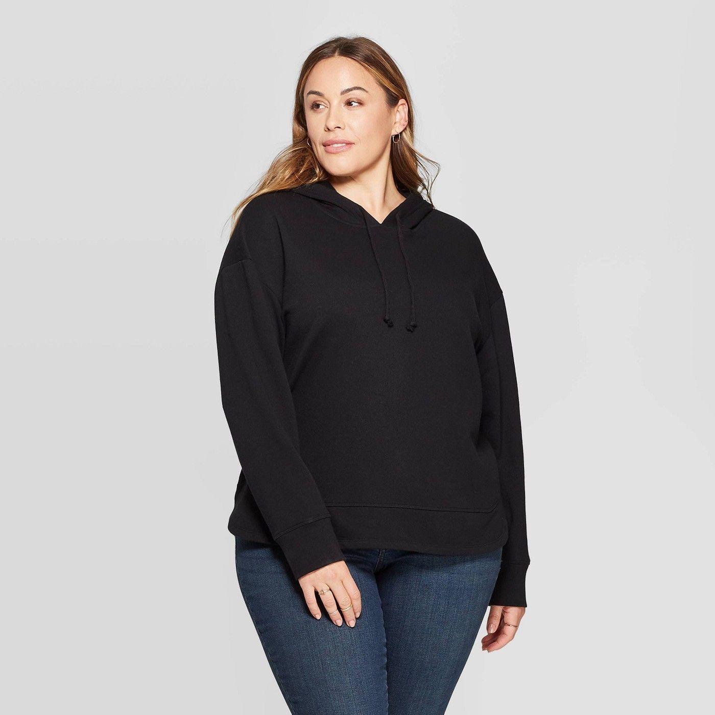 Women's Plus Size Hoodie Sweatshirt - Universal Thread? #Affiliate #Hoodie, #Ad,... 4