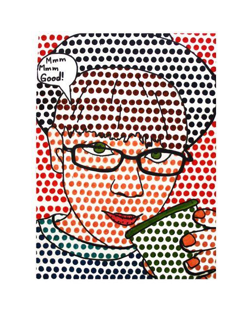 Lichtenstein Inspired Portraits In 2019 Lesson Plan Ideas K 12