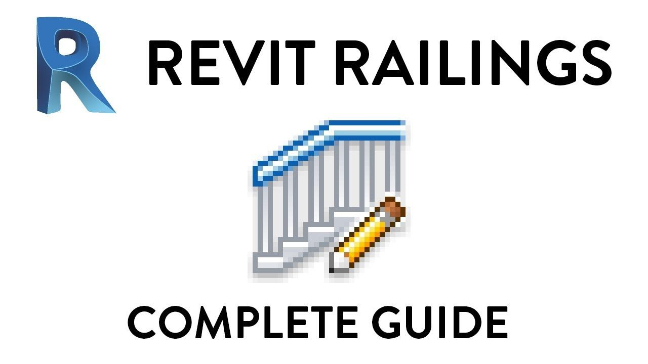 Best Tips To Understand Revit Railings Revit Tutorial 640 x 480