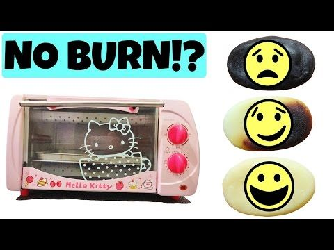 What can you make with oven bake clay in toaster