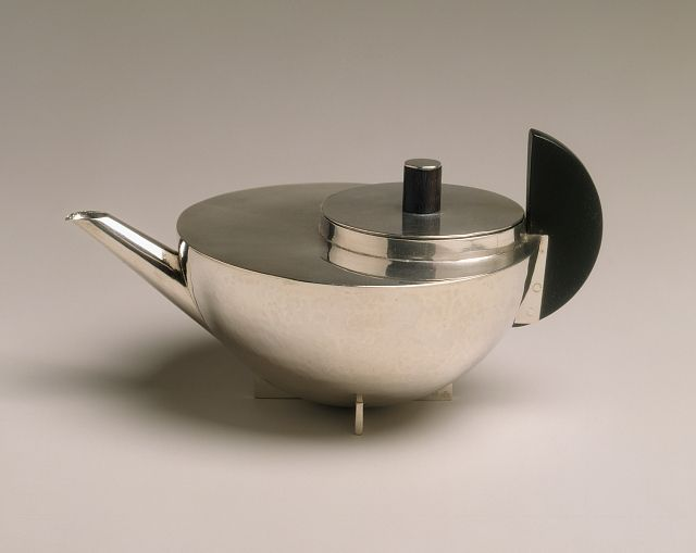 Exposition, L'esprit du Bauhaus, Design, Les Arts