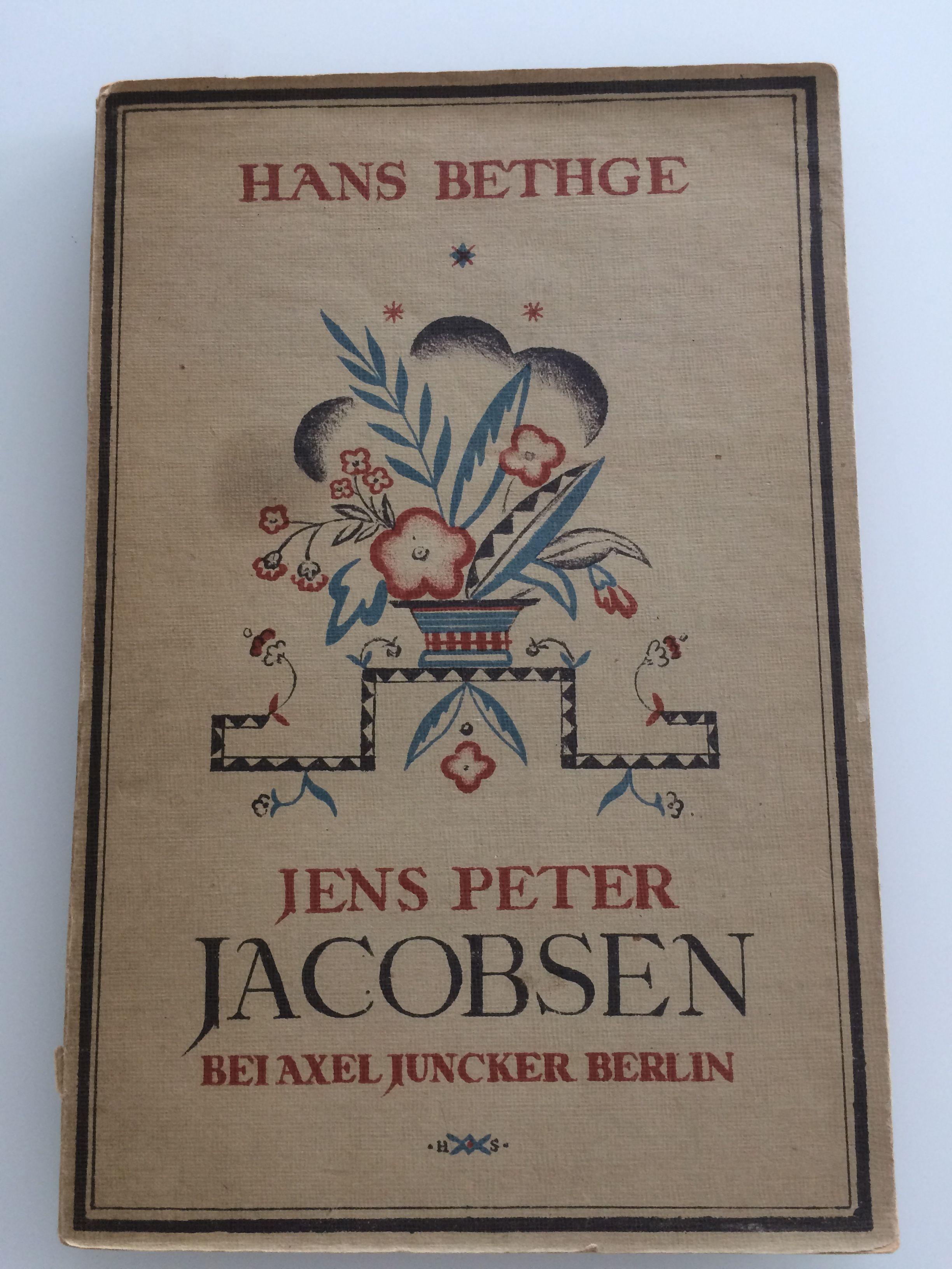 Mens Peter Jacobsen Hans Bethge