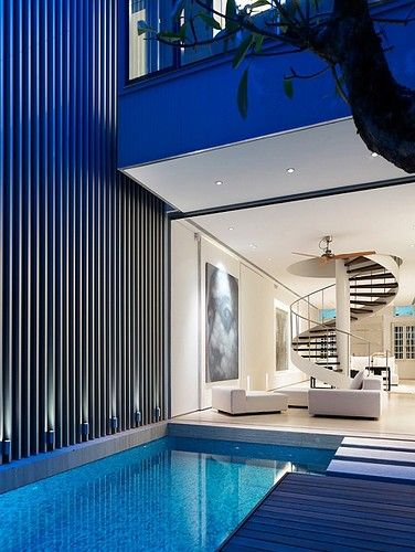 Modern Minimalist House Design In Singapore By Ong Ong Digsdigs
