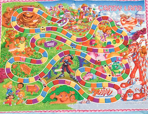 candyland pieces - Google Search | Candyland games ...