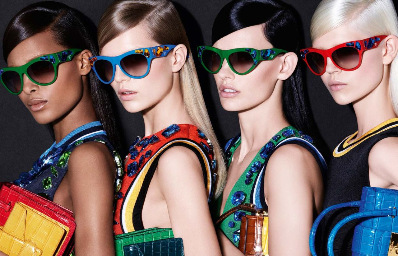 c632716d8ff0 Prada Sunglasses 2015 Collection | Handbags,Shoes & Accessories ...