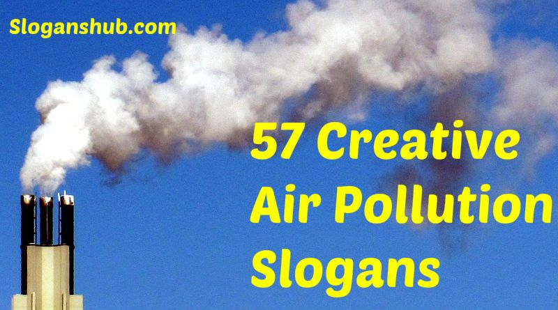 Slogans For Controlling Vehicle Pollution