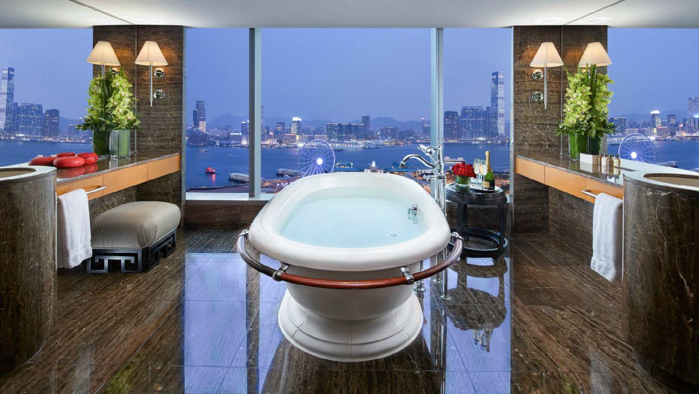Mandarin Oriental Hong Kong Bathroom Top 10 Best Hotels