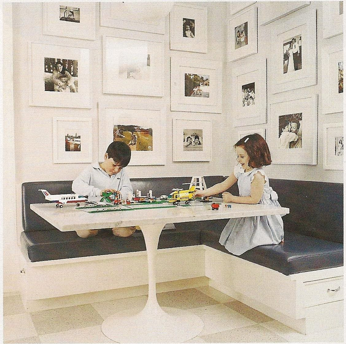kitchen banquette seating | Kitchen, Popular Banquette Seating ...