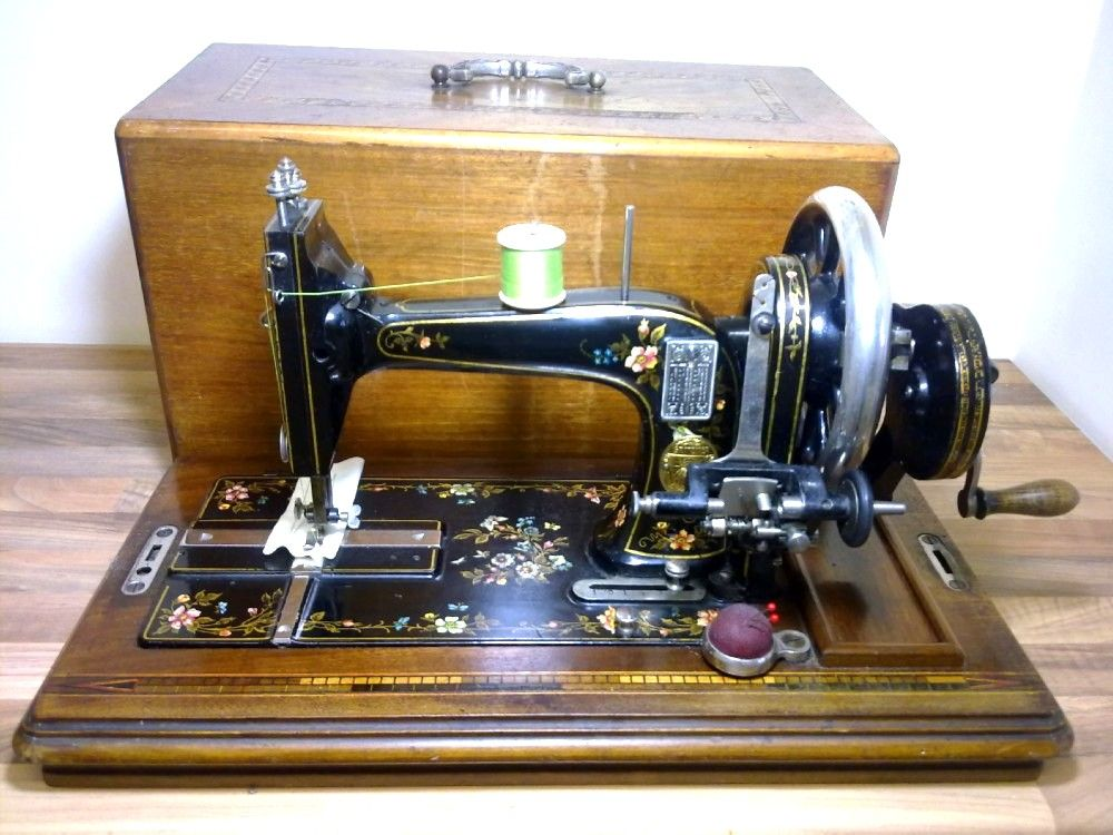 ANTIQUE GRITZNER SEWING MACHINE SEWING40EVERYONE Sewing Machine Classy Gritzner Sewing Machine Price