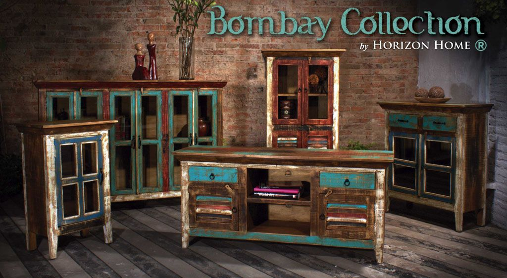 Horizon Home Bombay Collection Right Now At Timesquare Add Pizazz To A Room With One Piece Or