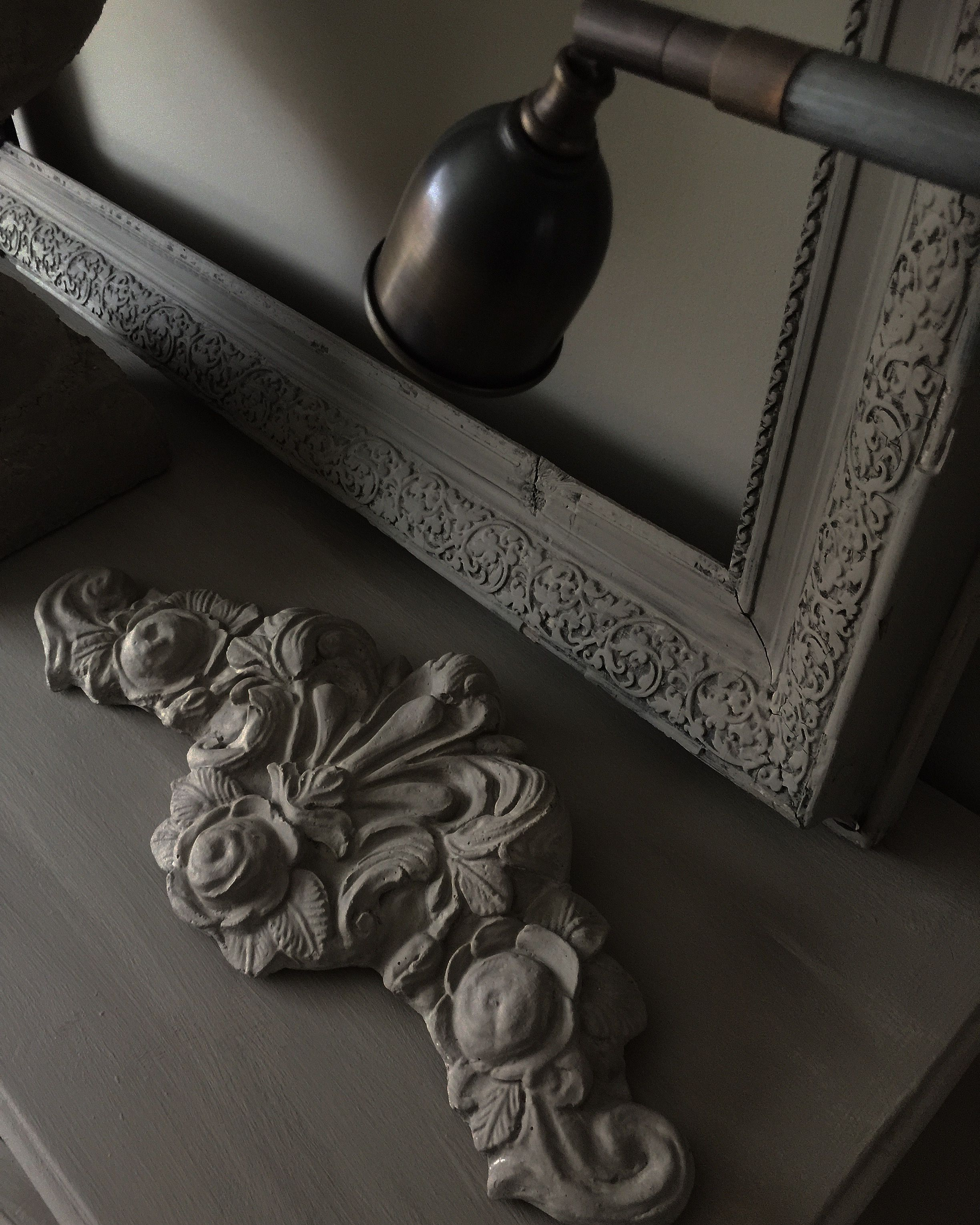 Sober antiek ornament