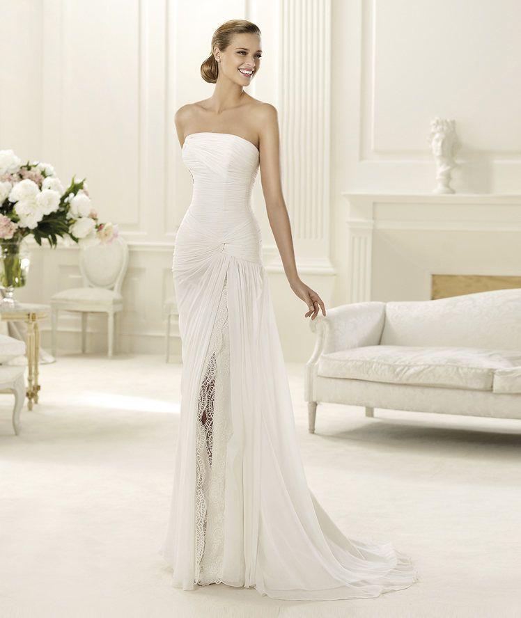 Robes de mariée Pronovias à Orléans - Ophelie