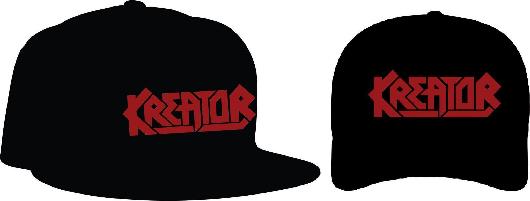 Kreator /'Logo/' Beanie Hat NEW