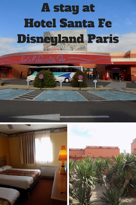 Photo Tour Of Rio Grande Room Santa Fe Hotel Disneyland Paris