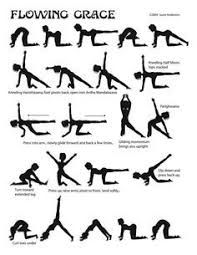 image result for gentle vinyasa flow sequence with images