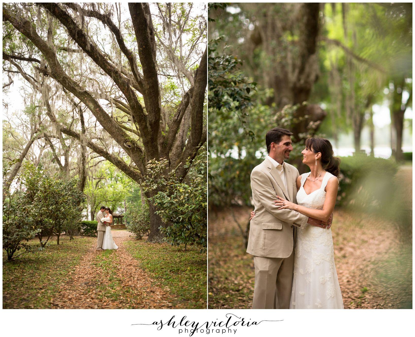 Eden Gardens Wedding   30A Santa Rosa San Destin FL   Old South Live Oaks  Bride
