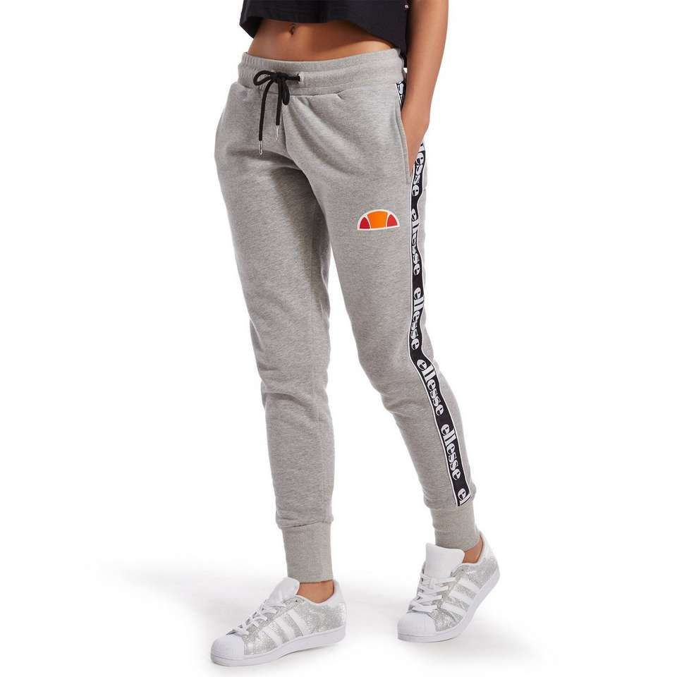 Ellesse Tape Fleece Pants  c82d2df967d