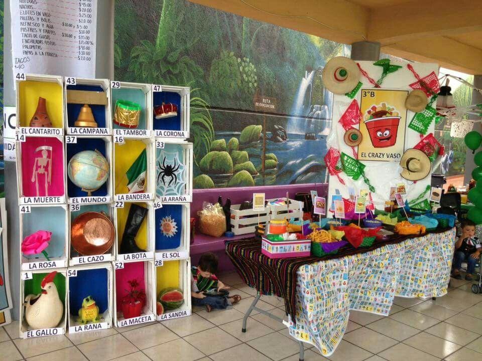 Puesto de kerm s fiesta mexicana pinterest puesto fiesta mexicana y mexicanos for Decoracion kermes mexicana