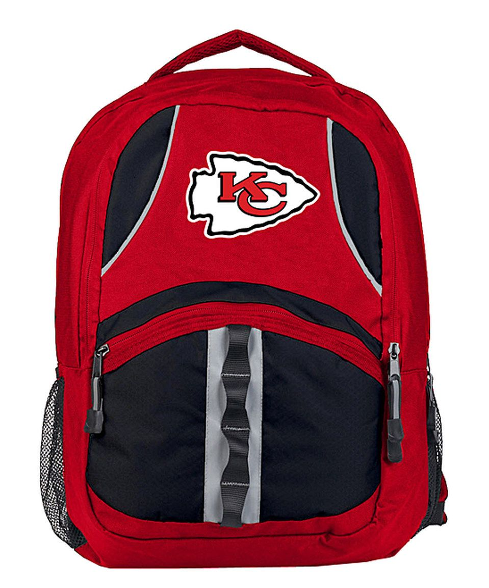 Take A Look At This Kansas City Chiefs Captain Backpack