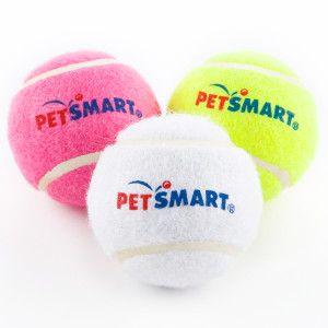 0 47 To 0 99 Petsmart Fetch Toy Tennis Balls
