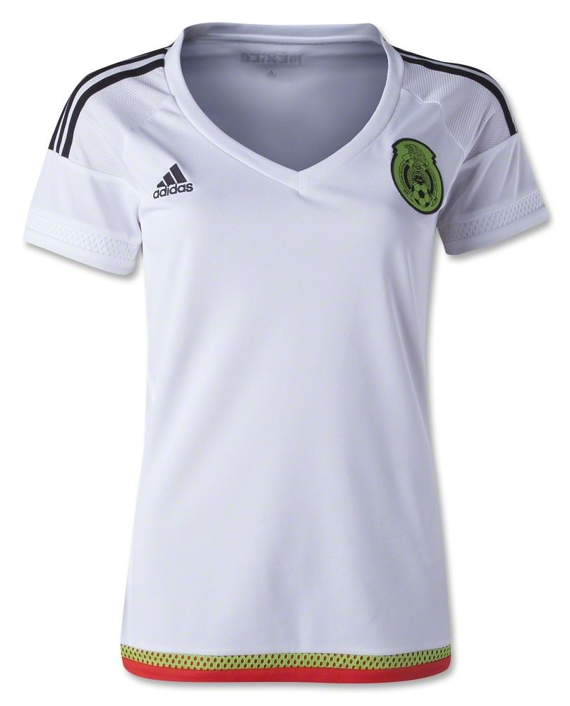 Mexico Jersey 2015 16 Jersey Women s Away Soccer Shirt for  16.99 on  Soccer777 7d5f42cfc
